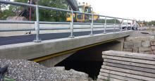 Mer trafiksäkra broar i Örnsköldsvik