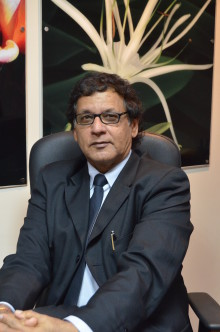 Vijaycoomarsingh Bhujohory, nommé nouveau Président de  l'Office du Tourisme de l'île Maurice