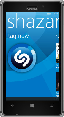 Shazam Launches Windows Phone 8 App with Links to XBox Music, Faster Tagging and More