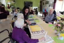 Pressinbjudan: Yngre och äldre firar Mårten Gås tillsammans på Möregården