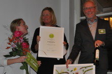 Entreprenören Josefin Uhnbom prisad som Jan Moback-stipendiat