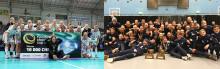 Champions Cup och Distriktslags-SM spelas i Gävle 2019