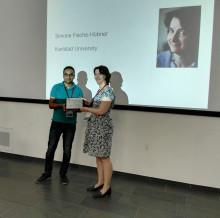Professor prisas för sitt arbete inom datasäkerhet