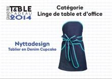 Förkläde får designpris
