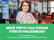 Merja Ylä-Anttila: Menestyvän yrityksen taustalla on työkykyyn aidosti panostava johto