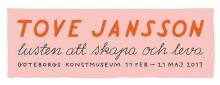Tove Jansson presenteras i stor utställning på Göteborgs konstmuseum