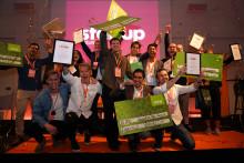 Banbrytande samhällsnytta tog bolagen till vinst i entreprenörstävlingen Venture Cup