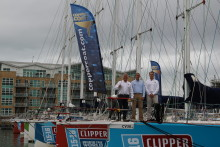 Coppercoat: Coppercoat and Clipper Announce New Partnership for 2017/18 Race