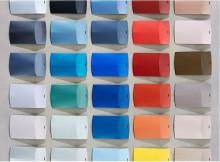 BASF analyserer de mest populære bilfarver i Europa