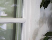 Inbrott via fönster