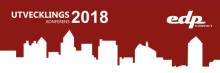 EDP Visions utvecklingskonferens 2018