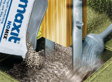 maxit NOMIX - en blandningsfri betong