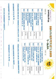 Sommerferietilbudet 2017 på Verdenshuset Haugenstua