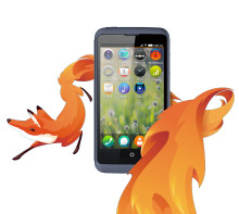 ZTE lanserar två nya mobiltelefoner med Firefox OS