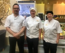 Level 5 rating for food hygiene awarded to ellenor