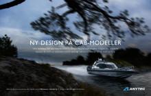 Anytec uppdaterar sina hyttbåtar med ny design