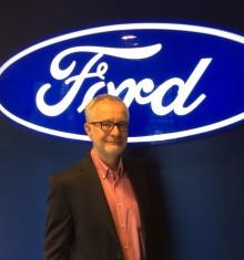 Oy Ford Ab:n nimitysuutisia