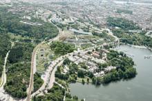 BSK Arkitekter medverkar till utformningen av Albano