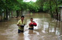 Stormen Agatha slår hårt mot Centralamerikas fattiga