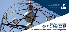 Newsletter KW 10: 62. VKD-Jahrestagung mit Bundesgesundheitsminister Jens Spahn | VKD-Termine 2019