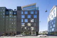 Castellum i Stockholm hyr ut i city