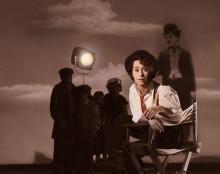 Chaplins barndom blir musikteater