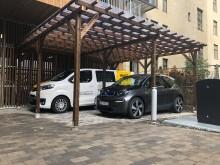Hertz BilPool utvider i Oslo, Hollenderkvartalet