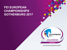 Presentation - FEI European Championships, Gothenburg 2017