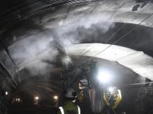 T-banen stenger fellessporet for vedlikehold