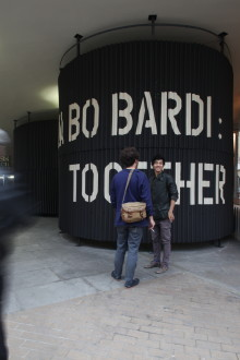 Ny utställning. Lina Bo Bardi: Together