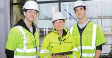 Stipendier till framtidens byggledare på Teknikhögskolan