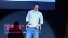 WasteLess Co-Founder Ribhu Vohra at TEDxDelhi