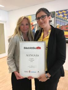 """Alingsås trea i årets """"Bäst-att-bo""""-rapport"""