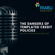 The dangers of templated credit policies