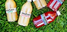 Hälsokedjan Life lanserar räddad juice för att minska matsvinnet