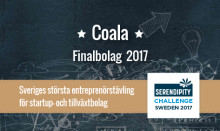 Coala Life stolt finalist i entreprenörstävlingen Serendipity Challenge 2017