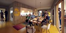 Järntorget får markanvisning för KomBo-boende i Stadshagen