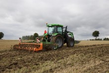 Amazone Catros Special för effektivare jordbearbetning