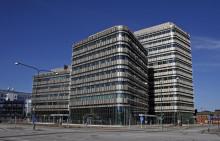 Q-Park öppnar nytt garage under Niagara i Malmö