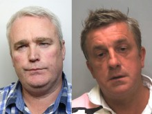 Seven million cigarettes smuggling duo jailed