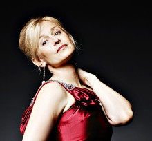 Lisa Larsson sings Rolf Martinsson in Concertgebouw