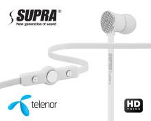 SUPRA NiTRO HD Voice - nu hos Telenor Stores