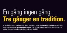 De nominerade till årets Risk Management-arbete i Security Awards 2014