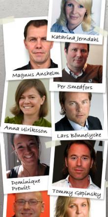 StockholmMediaAward 2010: Juryn för Årets Kampanj och Årets Annonsör spikad