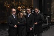 AkzoNobel och Rijksmuseum målar en tydligare bild för Operation Night Watch