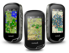 Garmin Oregon® 700 serien – med Geocaching Live, Active Weather og trådløse funksjoner