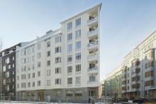 Kvarteret Abisko nominerat till Årets Bygge