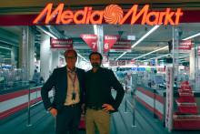 Media Markt fortsätter att hitta smidiga lösningar för sina kunder med Urb-it