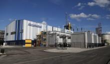AkzoNobel Specialty Chemicals plant zweite Kapazitätserweiterung im Bereich Chlormethan in Frankfurt