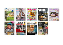 Bonnier Magazines acquires nine brands from LRF Media.